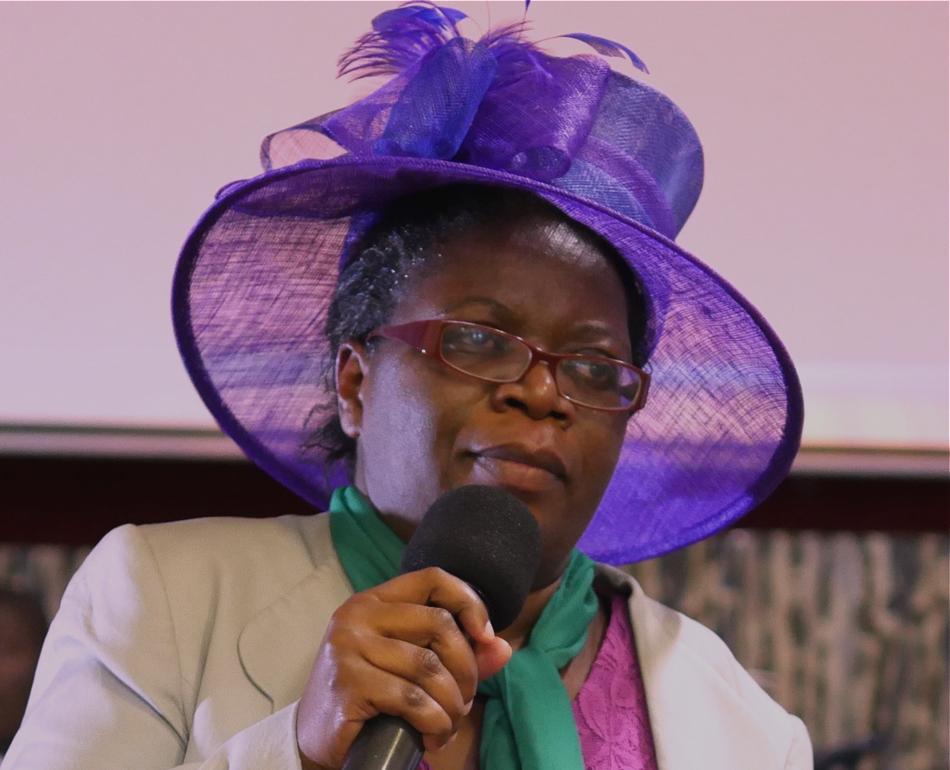 Pastor Elizabeth Joel