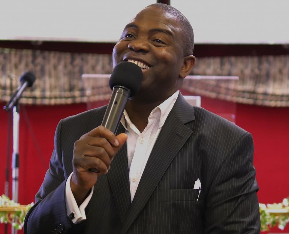 Pastor Victor Joel